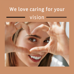 Seasonal We Love Caring For Your Vision Post